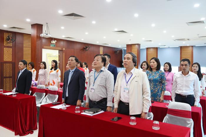Chi bộ Cổng Giao tiếp điện tử Hà Nội kết nạp Đảng viên mới - Ảnh 1.
