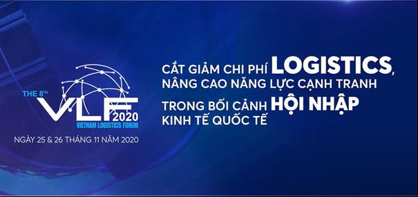 Diễn đàn Logistics Việt Nam 2020 được tổ chức trong hai ngày 25-26/11/2020 - Ảnh 1.