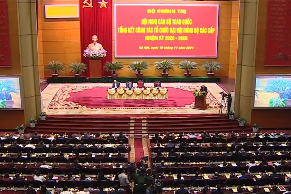 Ngăn chặn các thông tin xấu độc trước Đại hội Đảng - Ảnh 1.