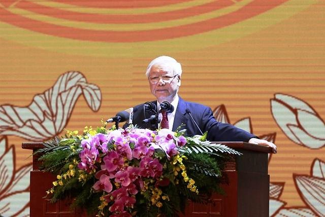 Tổ chức trọng thể Lễ kỷ niệm 90 năm Ngày truyền thống Mặt trận Tổ quốc Việt Nam - Ảnh 2.