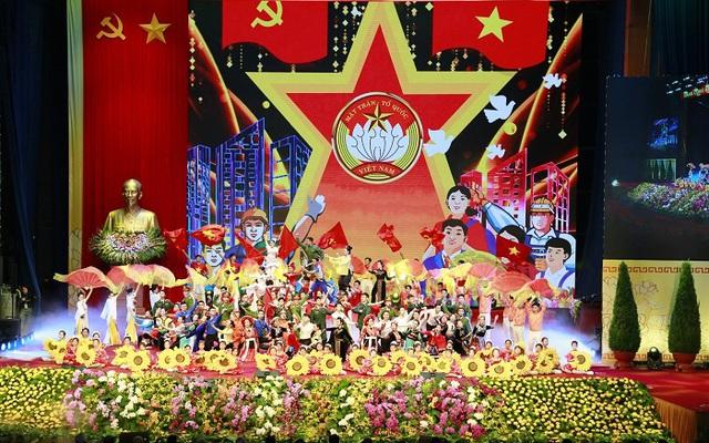 Tổ chức trọng thể Lễ kỷ niệm 90 năm Ngày truyền thống Mặt trận Tổ quốc Việt Nam - Ảnh 6.