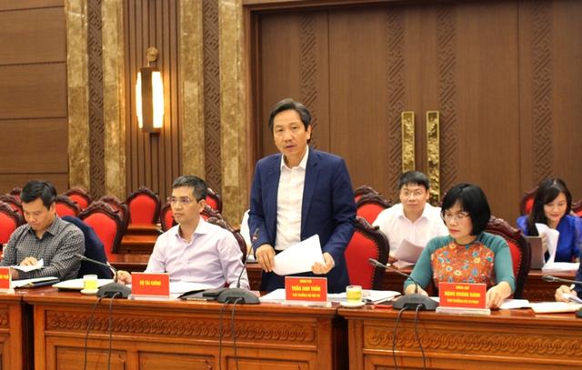 Thành ủy Hà Nội góp ý vào Dự thảo Nghị định của Chính phủ về thí điểm mô hình chính quyền đô thị - Ảnh 2.