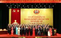 Đại hội Đảng bộ TP Hà Nội lần thứ XVII