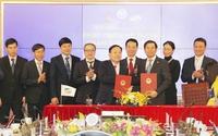 """Viettel và VinGroup hợp tác phát triển trạm phát sóng 5G """"Make in Vietnam"""""""