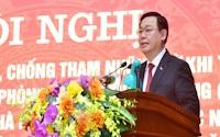 Thành ủy Hà Nội tổng kết công tác phòng chống tham nhũng, nội chính