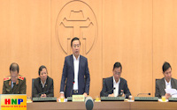 Hà Nội yêu cầu chấn chỉnh công tác quản lý người nhập cảnh tại khu cách ly tập trung