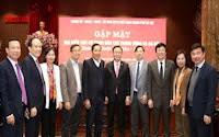 Thành ủy gặp mặt đại biểu các cơ quan báo chí Trung ương và Hà Nội