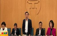 Phó Chủ tịch UBND TP Hà Nội Chử Xuân Dũng: Hà Nội đặt công tác phòng chống dịch COVID-19 lên mức độ cao