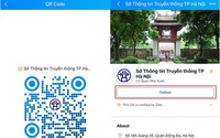 Hà Nội sử dụng Zalo để thông tin về bầu cử