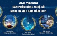 """Phát động giải thưởng """"Sản phẩm công nghệ số Make in Viet Nam"""" năm 2021"""