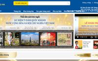 Khai mạc Triển lãm Sách kỷ niệm 75 năm Quốc khánh nước Cộng hòa xã hội chủ nghĩa Việt Nam (02/9/1945-02/9/2020)