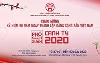 Phố Sách Xuân Canh Tý 2020 - điểm hẹn văn hóa ý nghĩa nhân dịp năm mới
