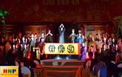 Tổ chức trọng thể Lễ kỷ niệm 650 năm Ngày mất danh nhân Chu Văn An