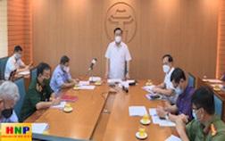 Thực hiện nghiêm Công điện số 12 của thành phố về quyết liệt triển khai các biện pháp phòng, chống dịch Covid-19